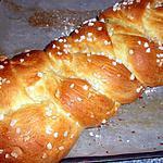 recette Brioche tressée de Gioisa05