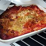 recette Lasagnes au Bruccio