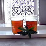 recette Thé vert marocain à la menthe