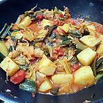 recette Poireaux en ratatouille