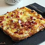 recette Tortilla de pommes de terre & raclette