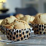 recette Muffins à la pomme, noix & spéculoos