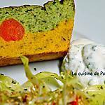 recette Terrine de brocolis et carottes