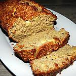 recette Gâteau aux flocons d'avoine et pommes
