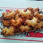 recette Pattes d'ours feuilletée   ............ Compote de pommes parfumée à la cannelle et  d'oranges