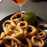 recette Les Calamars Frits Au Citron Vert