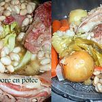 recette TRIO DE PORC POUR UNE BONNE POTEE