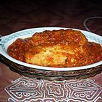 recette Quenelles de volaille et sa sauce tomate fraiche