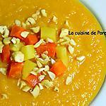 recette Soupe au panais, carotte et céleri rave