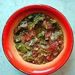 recette Salade rapide à la vapeur