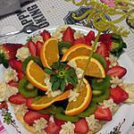 recette Tarte aux fruits  Nanou