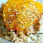 recette Pêche au thon au coulis de tomate