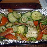 recette Filet de colin à la provençale