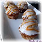 recette Pumpkin Cupcake