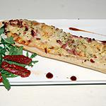 recette Tartine  façon raclette du blog cccuisine.over-blog.com