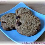 recette Cookies à la pâte de speculoos