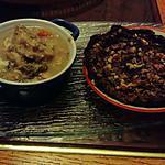 recette blanquette   de veau ;   champignon farci