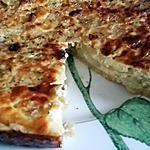 recette Tarte à l'oignon et origan
