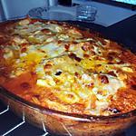 recette Lasagne béchamel et bolognaise de jambon