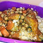 recette Tajine de poulet aux 5 épices