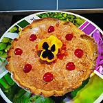 recette Gâteau  de Touraine parfumée au  rhum à l'orange ...