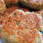 recette Galettes de flocons d'avoine