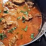 recette Curry de boeuf buhna ( Beef buhna ) - Bangladesh