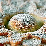 recette Petit gâteau de voyage aux blancs d'oeufs