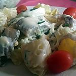 recette Salade au hareng et pommes de terre
