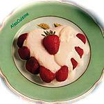 recette Crémets aux fraises