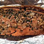 recette Filet de truite en papillotte