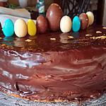 """recette Gâteau façon Kinder """"Happy Easter"""""""