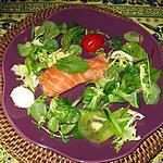recette Roulades de saumon au thon