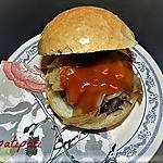 recette Hamburger maison à la viande de boeuf