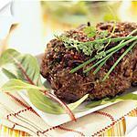 recette pain de viande épicé léger