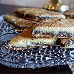 recette BRAJ / MELLA - GÂTEAUX TRADITIONNELS ALGERIENS