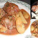 recette CHEVREAU EN RAGOUT (recette Corse)