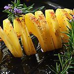 recette Tornado potatoes : les pommes de terre qui twistent !