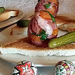 recette Oeufs en gelée maison pour Pâques