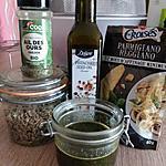 recette Pesto huile de pistache