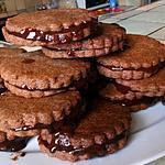 recette Sables choco - chocolat