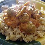 recette macaroni a l'italienne