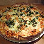 recette Tarte aux carottes sans gluten