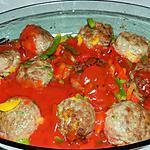 recette Boulettes sauce provençale