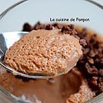 recette Crème à la pâte à tartiner au chocolat