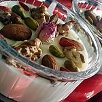 recette Mhallabiyé / crème au lait à l'orientale (Syrie)