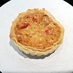 recette Tarte provençale thon-féta