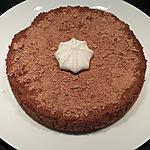 recette Gateau de mousse au chocolat