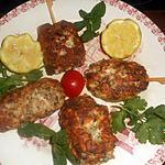 recette Batonnets de poulet a la thai