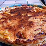 recette Tarte normande de Malitourne